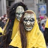 Masques au carnaval photos stock