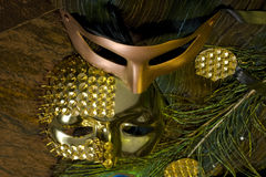 Masques de carnaval Image stock