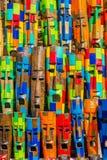 Masques maya image libre de droits