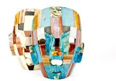 Masques mexicains Photographie stock libre de droits