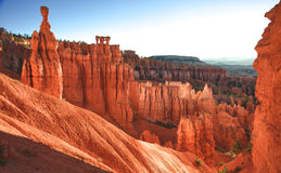 Mass of Hoodoos at Bryce Canyon National Park Stock Photos