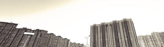 Mass housing Stock Photo