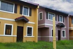 Mass housing Royalty Free Stock Photo