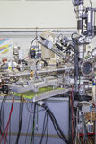 Mass spectrometer in nuclear lab Stock Photos