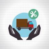 Mass transport design. Illustration eps10 graphic vector illustration