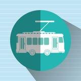 Mass transport design. Illustration eps10 graphic royalty free illustration
