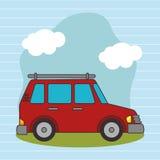Mass transport design. Illustration eps10 graphic stock illustration