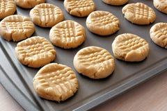 Massa da cookie Imagem de Stock Royalty Free