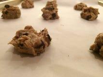Massa da cookie Imagem de Stock