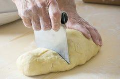 Massa de pão Fotos de Stock