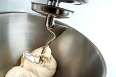 Massa de pão de amasso Imagem de Stock