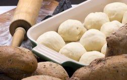 Massa de pão de pão 005 Imagem de Stock Royalty Free