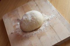 Massa de pão Unbaked imagem de stock royalty free