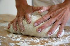 Massa de pão Imagens de Stock
