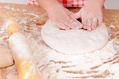 Massa de pão Foto de Stock Royalty Free