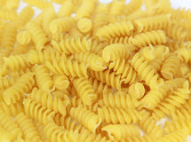 Massa de Rotini foto de stock