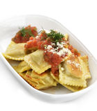 Massa do Ravioli Imagem de Stock Royalty Free