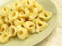 Massa do Tortellini Foto de Stock Royalty Free