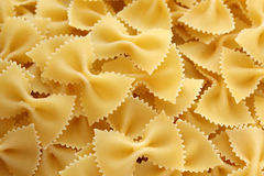 Massa Farfalle Foto de Stock Royalty Free