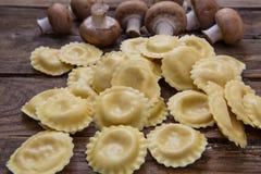 Massa fresca italiana Fotos de Stock Royalty Free