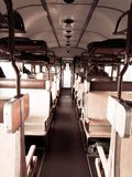Massa, Italia, el 26 de diciembre de 2018 - carro de la locomotora de vapor del FS del grupo 740, viajando para la natividad viva imagen de archivo libre de regalías
