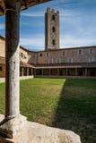 Massa Marittima, Тоскана, средневековый городок в Италии Стоковые Изображения