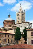 Massa Marittima Stock Photo