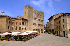 Massa Marittima Royalty Free Stock Images