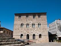 Massa Marittima,Italy Stock Photography