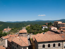 Massa Marittima,Italy Royalty Free Stock Photography