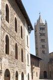 Massa Marittima (Tuscany) Stock Image