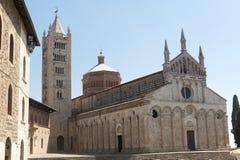 Massa Marittima (Tuscany) Stock Photography