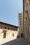 Massa Marittima (Tuscany) Royalty Free Stock Images