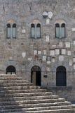 Massa Marittima (Tuscany) Stock Images