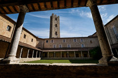 Massa Marittima, Tuscany, medieval town in Italy Stock Images