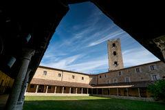 Massa Marittima, Tuscany, medieval town in Italy Stock Photos