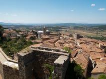 Massa Marittima, Włochy obraz royalty free