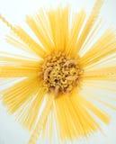 Massa natural orgânica - a imagem limpa da profundidade rasa de decorou a fotografia de stock