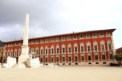 Massa, Palazzo Ducale, Italie Photo stock