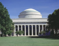 Massachusetts Institute Of Technology стоковая фотография