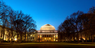 Massachusetts Institute of Technology Royalty Free Stock Photography