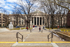 The Massachusetts Institute of Technology Royalty Free Stock Photos