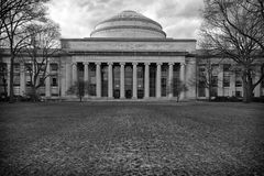 Massachusetts Institute of Technology arkivbild