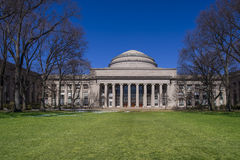 Massachusetts Institute of Technology royalty-vrije stock fotografie