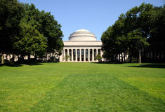 Massachusetts Institute Of Technology Royalty Free Stock Photos