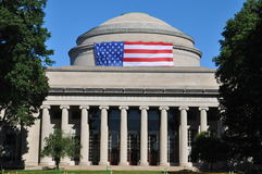 Massachusetts Institute of Technology in Cambridge Royalty Free Stock Photos