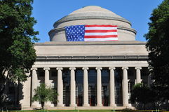 Massachusetts Institute of Technology in Cambridge Royalty Free Stock Images