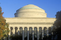 Massachusetts Institute of Technology, Cambridge, Massachusetts stock foto