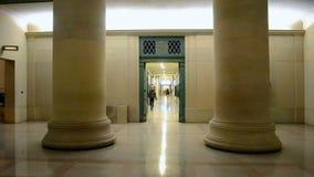 Massachusetts Institute Of Technology (MIT) kampus, Boston, usa, zdjęcie wideo