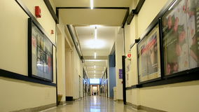 Massachusetts Institute Of Technology MIT kampus, Boston, usa, zbiory wideo